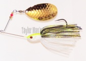 Спиннербейт Taylor Man's WinterShad Single Indiana