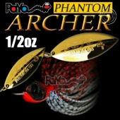Спиннербейт Payo Phantom Archer Double Willow