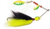 Спиннербейт Sölvkroken Bucktail/Flashtail DW
